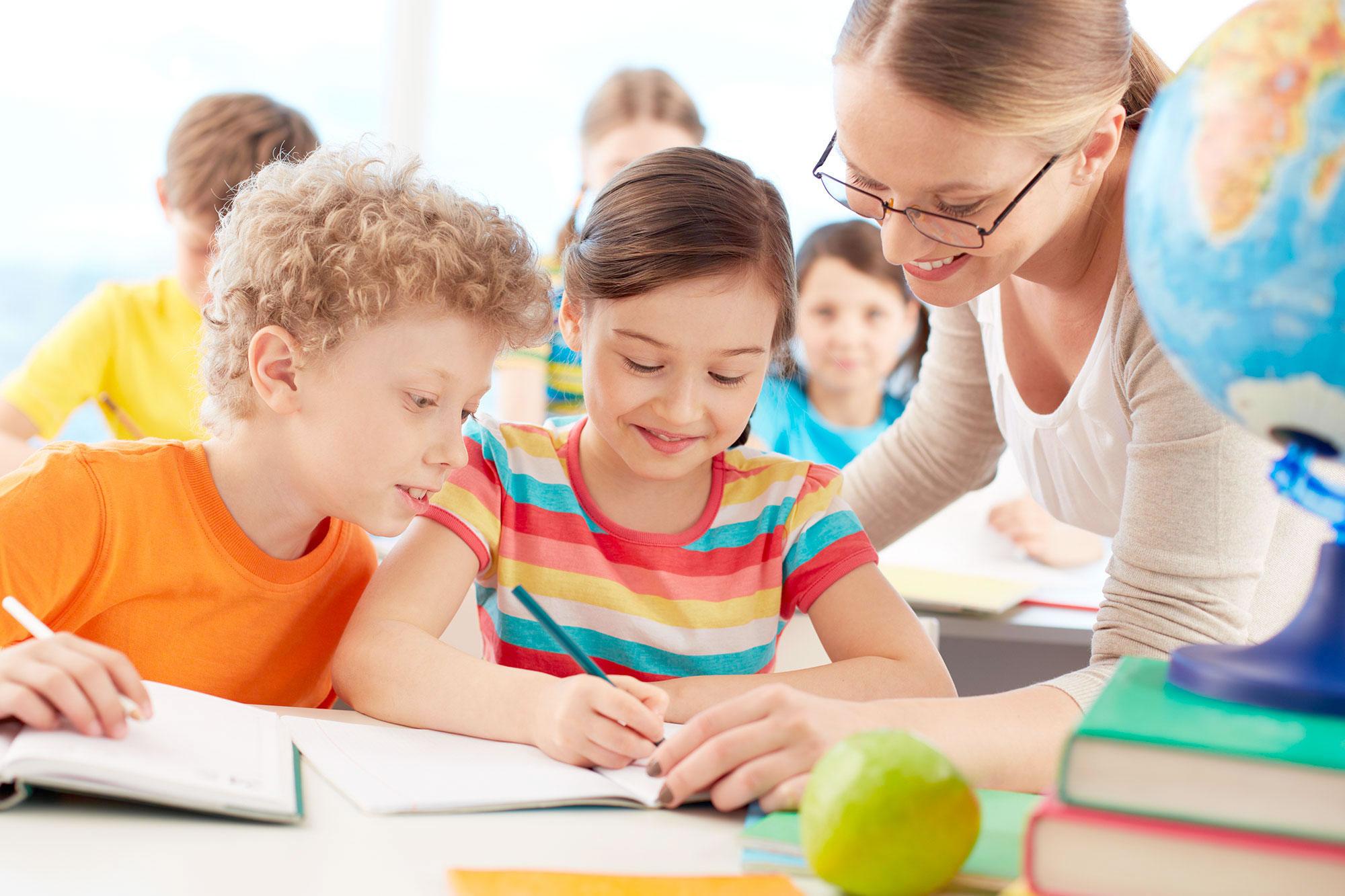 Russian School Cyprus Kids